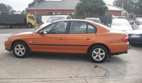 2000 Holden Commodore VX Executive Tiger 4 Speed Automatic Sedan