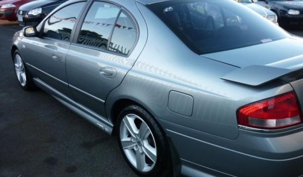 2004 Ford Falcon Sedan