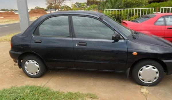 1996 Mazda 121 Sedan