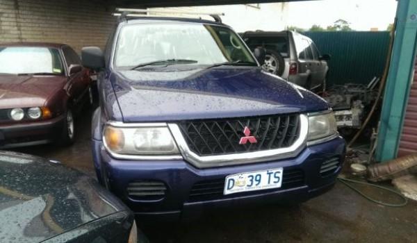 2001 Mitsubishi Challenger 4×4 Wagon (MY2001)