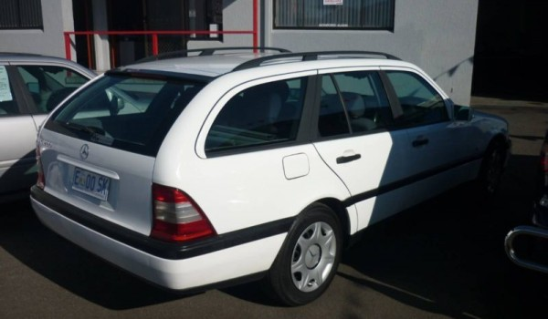 1996 Mercedes-Benz C200 Wagon