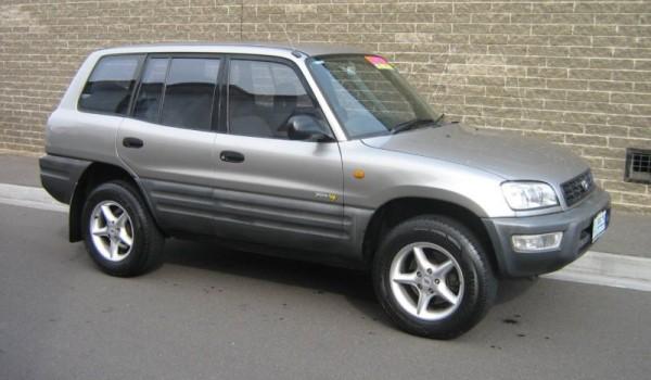 1998 TOYOTA RAV4 AUTO